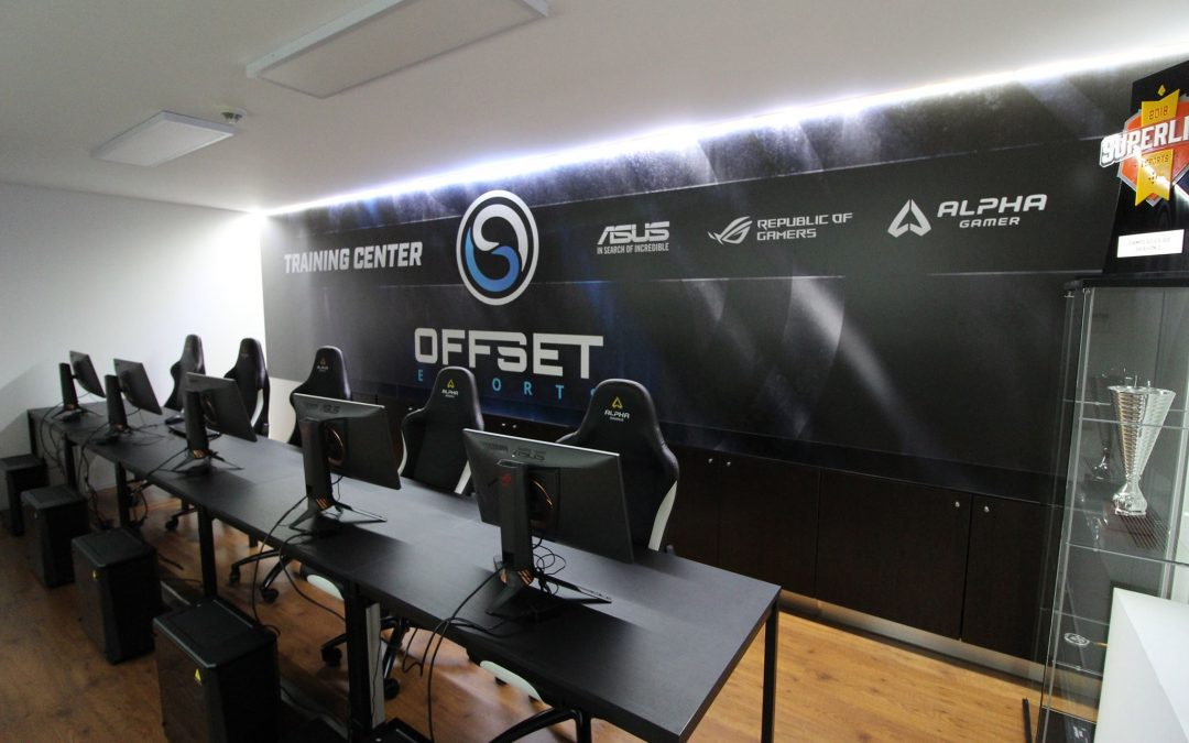 OFFSET Training Center finalmente revelado!