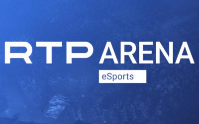 OFFSET Esports no Magazine semanal da RTP Arena