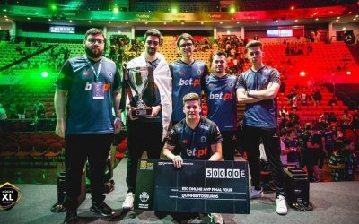 Campeões da Master League Portugal (3ª temporada)