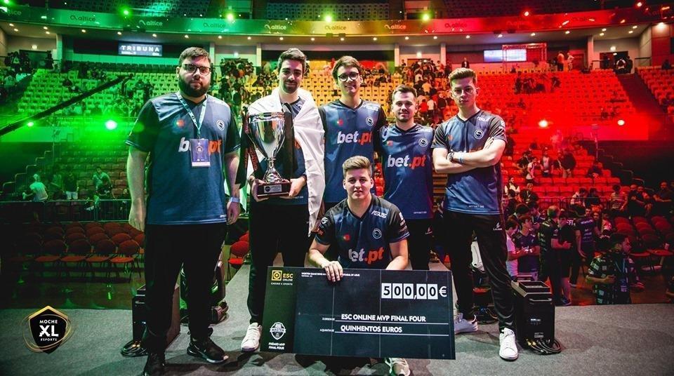 Campeões da Master League Portugal (3ª temporada)