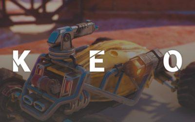 OFFSET Esports aceita desafio do Redcatpig Studio para colaborar no desenvolvimento competitivo do KEO