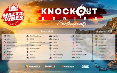 Malta Vibes 2021 Knockout Series #1