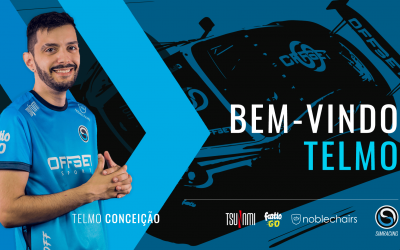 Bem-vindo Telmo Conceição – SIM Racing
